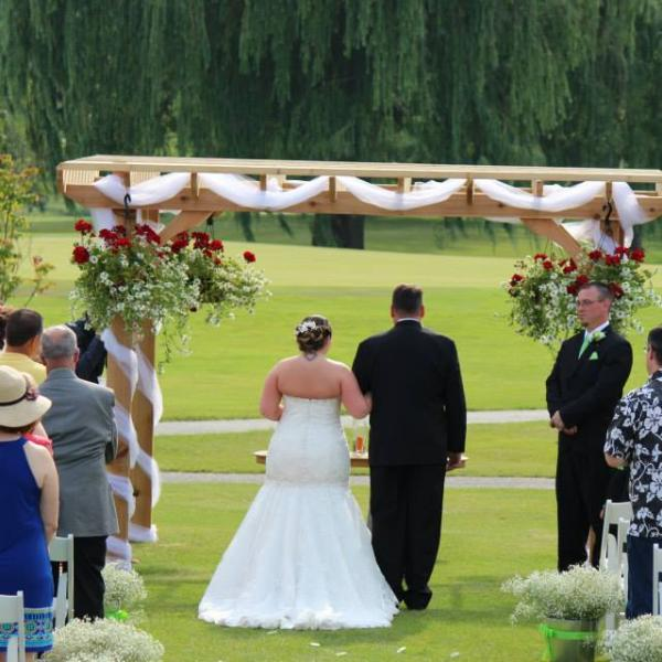 Weddings At Clio Country Club